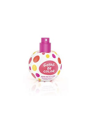 AGATHA RUIZ DE LA PRADA GOTAS DE COLOR 30 ML. VAPORMATIC