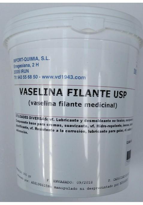 VASELINA FILANTE SOLIDA MEDICINAL1000 GRS.