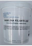 VASELINA SOLIDA BLANCA FILANTE MEDICINAL 1000 GRS.