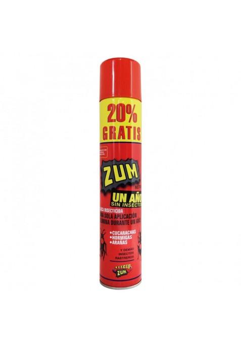 ZUM INSEPTICIDA CUCARACHAS 1 ÑAO 650 ml + %