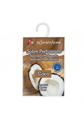 CASA DE LOS AROMAS AMBIENTADOR SOBRE COCO