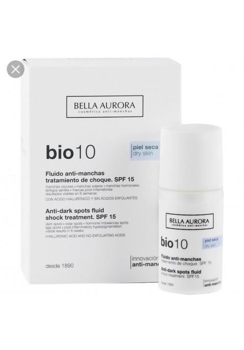 BELLA AURORA BIO10 FLUIDO ANTI-MANCHAS PIEL NORMAL-SECA