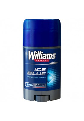 WILLIAMS DESODORANTE STICK ICE BLUE 75 ML