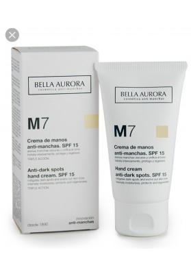 BELLA AURORA CREMA M7 MANOS ANTIMANCHAS