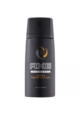 AXEO DESODORANTE SPRAY DARK TEMPTATION 150 ML.