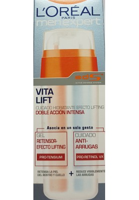 LOREAL MEN EXPERT VITALIFT DOBLE ACCION INTENSA 30 ML.