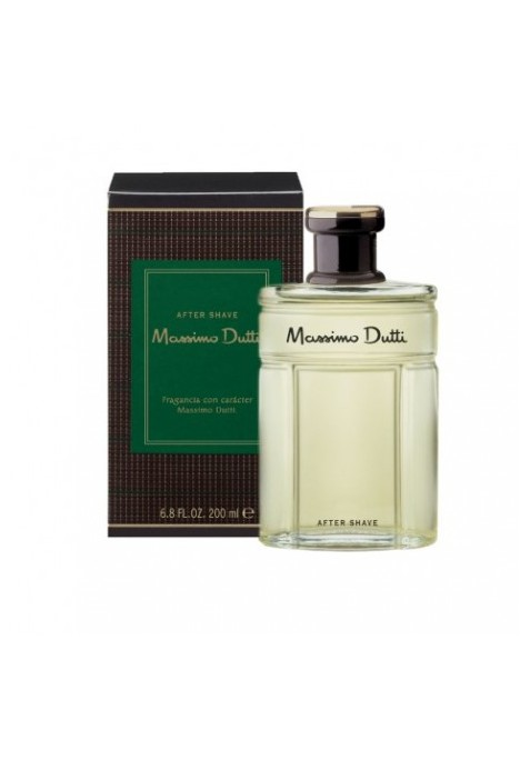 MASSIMO DUTTI MASAJE AFTER SHAVE 200 ML