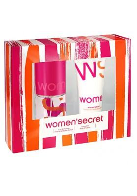 WOMEN'S SECRET ESTUCHE EDT 100ML + BODY LOTION 200ML