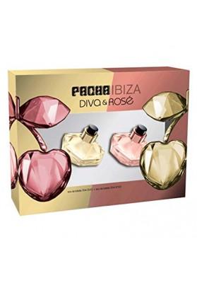 PACHA IBIZA ESTUCHE DIVA 30ML + ROSE 30 ML