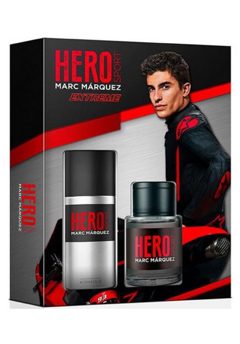HERO MARC MARQUEZ EXTREME ESTUCHE EDT 100ml + DEO 150ml