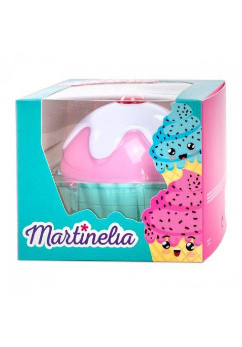MARTINELIA COFRE MAQUILLAJE YUMMI BIG CUPCAKE
