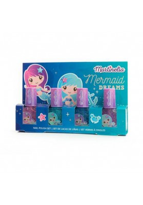IDC MARTINELIA LITTLE UNICORN SET DE ESMALTE DE UÑAS