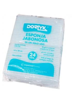 DORLYK ESPONJA JABONOSA 24 UND.