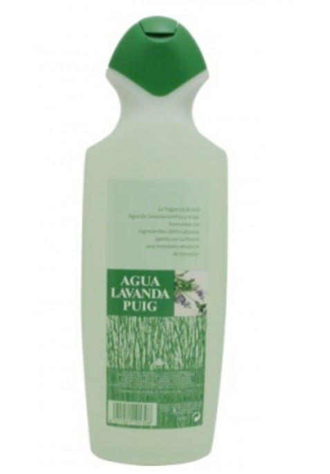 LAVANDA PUIG COLONIA 750 ML.
