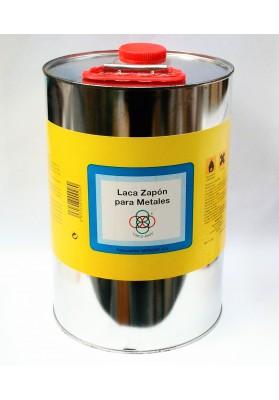 LACA ZAPON MONGAY CINCO AROS 5 LTROS