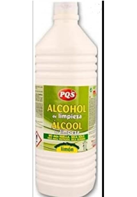 PQS ALCOHOL AL LIMON 1 LTRO