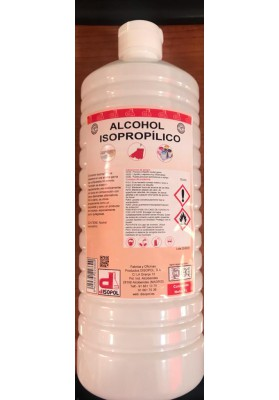 DISOPOL ALCOHOL ISOPROPILICO DE 1 LTRO
